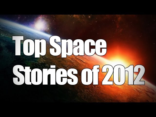 SourceFed's 2012 Space Video Retrospective