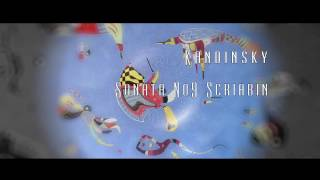 Sonata No9 Scriabin; Boris Twist, Piano - Kandinsky