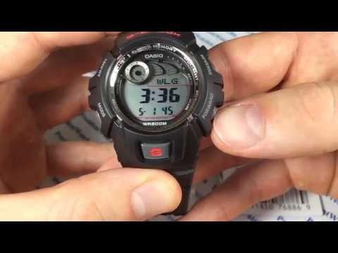 Как Настроить Часы G-shock Protection Инструкция На Русском Видео - фото 6