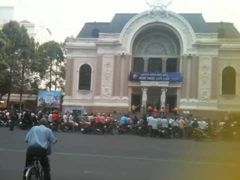 Ho Chi Minh Saigon Municipal Theatre