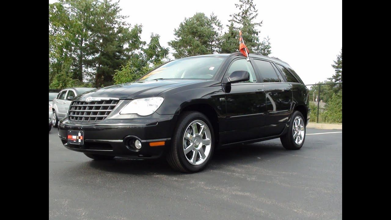 Mvs - 2008 Chrysler Pacifica Touring Awd