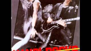 Watch Hanoi Rocks Lost In The City video