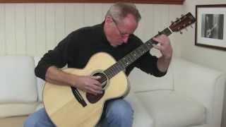 Will Ackerman Froggy Bottom Guitars Signature Model 1st Meeting