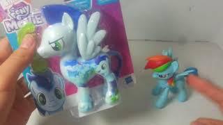 Giới Thiệu Đồ Chơi Pony Soarin từ My Kingdom -  Pony Bé Nhỏ The Movie !!!!