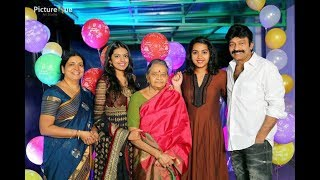 Actress Jeevitha Rajasekhar Family Latest Video