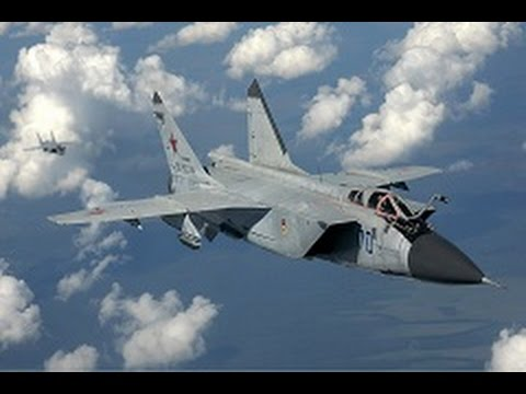 Russia sends MiG-31 Fighter Jets to Syria, U.S. Removes Patriot Missile Shield from Turkey