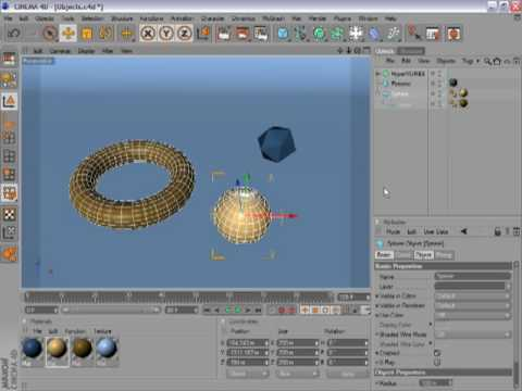 Tip08 Parental Control In Cinema 4d video