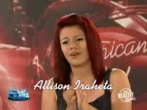 Allison Iraheta Audition
