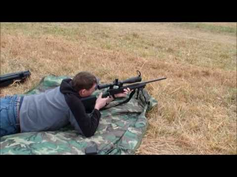 308 Savage 10 FCP McMillan Law Enforcement Sniper Rifle