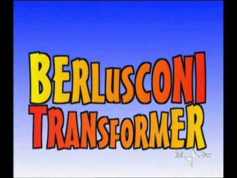 BERLUSCONI TRANSFORMER – (ottavo nano)