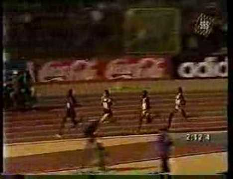 El G vs. Lagat : 3:26 in Brussels