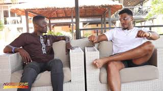 KWAKU MANU AGGRESSIVE INTERVIEW WITH JAMES GARDNER ❤🇬🇭🙏