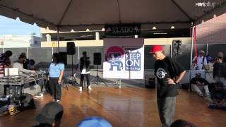 Download Lagu Hip Hop Top 16: Miss Funk vs ______ | KOD USA 2012 | Funk'd Up TV Gratis STAFABAND