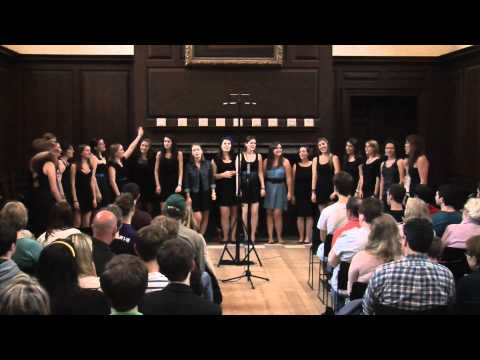 Make Me Lose Control (Eric Carmen) - Reveille - 2011 Final Concert