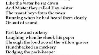 the clown punk poem essay sample