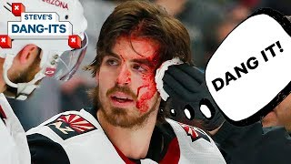 NHL Worst Plays of The Year - Day 18: Arizona Coyotes Edition | Steve's Dang Its