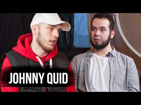 JOHNNY QUID -  о отборе SLOVO:Back to Beat, Конфликтах и Других Площадках / BATTLEDUDES