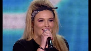 Jenny Ball Tries To Steal A Chair   Six Chair Challenge   The X Factor UK 2017