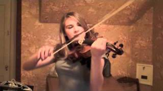 Metal Gear Solid 2: Son's of Liberty Theme Violin