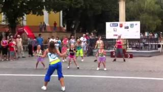 ZUMBA® s Di - Me not a gangsta