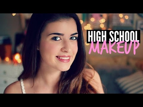 High School Makeup | hellokaty