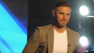 X Factor Auditions 2013 - Gary Barlow - Wembley Arena - July 2013