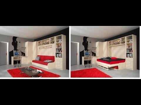NEW! Шкаф диван кровать трансформер 3 в 1 Москве. Модели мебели в малогабаритных квартирах.