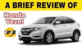 Honda Vezel full review    Auto Car.