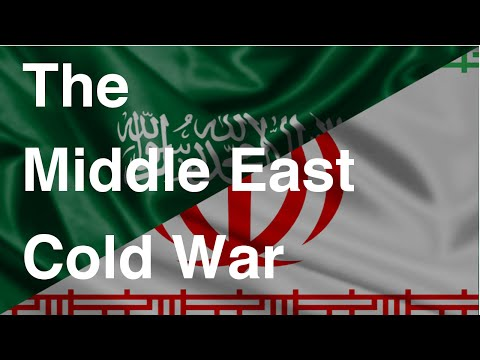 Middle East Cold War - Beyond Sectarianism