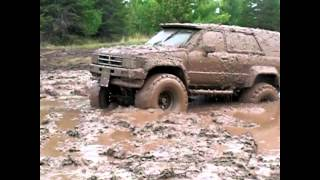 Mudding with the Damrows in Northern Wi. part 1
