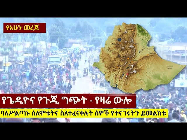 VOA Special News June 12, 2018 | Gedeo Zone | West Guji Zone | Ethiopia
