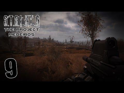 S.T.A.L.K.E.R. The Project Medeiros #9 - Поиски добументов (1)