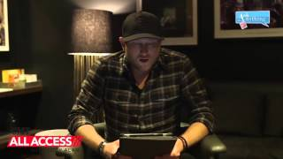 Cole Swindell Interactive Chat w/ CMT Cody Alan - AskAnythingChat