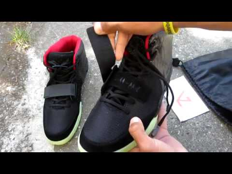 Air Yeezy 2 Replicas Unboxing & Review (Wholesalebusinesscn.com)51