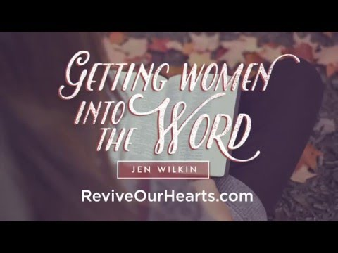 Thinking of Bible Study as a Savings Account (Getting Women into the Word)