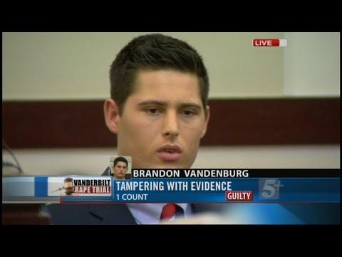 Vandenburg, Batey Guilty On All Charges In Vanderbilt Rape Trial video