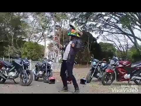 Joget Santai Anak Biker Vixion