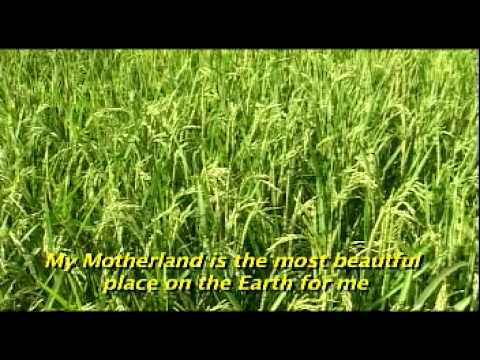 Rich with beauty and food grains - Dhan dhanya - Hindi