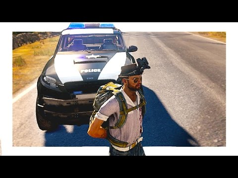 ARMA 3 Funny Altis Life Moments - Trolling Cops with Hookers