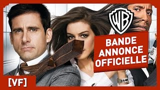Max la Menace - Bande Annonce Officielle (VF) - Steve Carell / Anne Hathaway streaming