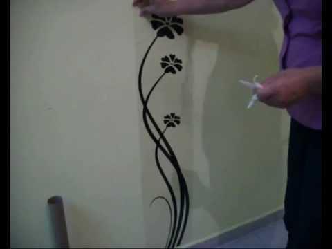 Adesivos de parede decorativos,decoração de casa,adesivos de parede,como aplic