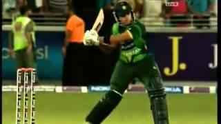 Pakistan vs Australia 2nd T20 Match Super Over  2012