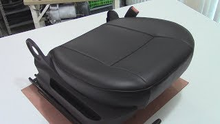 A Basic Seat Cushion Cover -Car Upholstery (1)