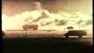 Old Nuclear Test Footage-Structure Effects