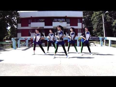 CRAYON POP 크레용팝 - Bing Bing 빙빙 || B-Angels dance cover (practice)