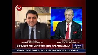 Gündem Özel | Gültekin Uysal DP Genel Başkanı