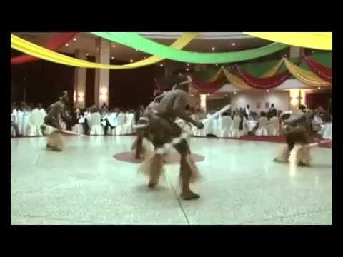 Live Praise Dance Performance at State House to Welcome African Presidents with Nana Perbi Ghana Zul