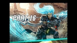 DARKSIDERS 3 Walkthrough Gameplay Part 16 - Stasis Hollow (Let's Play Commentary)
