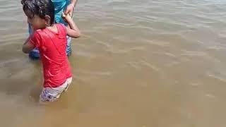 Kotepally dam in kusji