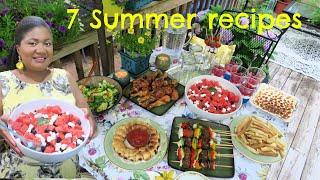SUMMER TREATS ! EASY DIY FOOD & DESSERT you must try ! 2020 #summer #recipe #diyfood